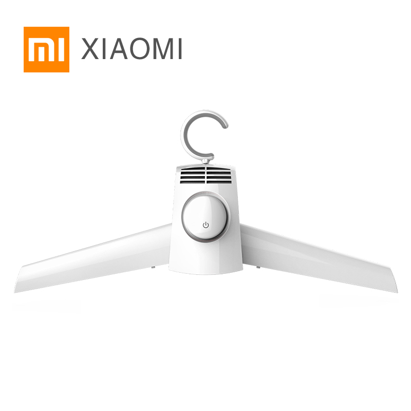XIAOMI MIJIA Smartfrog Portable Clothes Dryer Shoes Clothes rack hangers foldable laundry tumble electric dryer machine