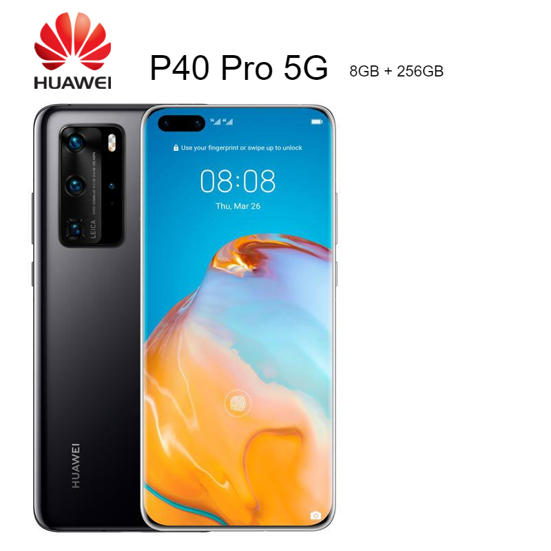HUAWEI P40 Pro 5G with HUAWEI with Freebuds3 Limited time gift